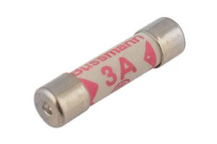 Connect 30678 Mains Fuse 3 Amp Pk 50